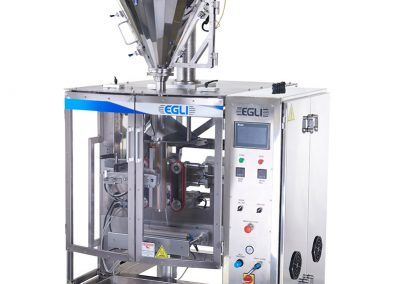 Auger Doser on Packing Machine by Egli