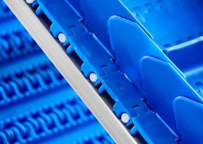 Plastic Modular Conveyor - Granular Products