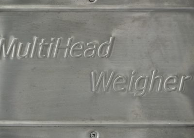 Mulithead Weigher Accuracy and speed for multiple products at Egli