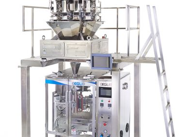 Mulithead Weigher Accuracy and speed for multiple products